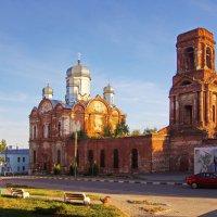 Церковь Во имя святого архистратига Михаила, 1775-1860 гг. :: Ирина Нафаня