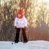 Вставай на лыжи!!! :: Елена Тарасевич (Бардонова)