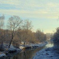 Река Воря :: Иван Егоров
