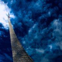 Вверх к солнцу :: Николай Бакс
