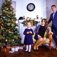 Новый год уже близко! :: Юлия Романенко