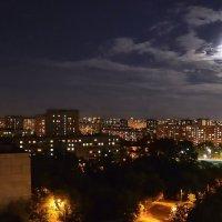 Ночь большого города. :: kolin marsh