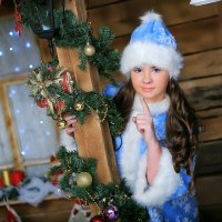 Тихо скоро Новый год!!!! :: Наталья Малкина