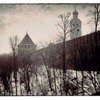 Новгород 1970 :: Цветков Виктор Васильевич