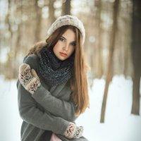 Зимний лес ) :: Ekaterina Sharkova
