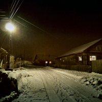 вечерняя глубинка России :: ВладиМер