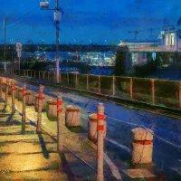 И город манит в плен... :: Ирина Данилова