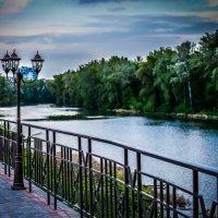 Река :: Юрий Гребенюк