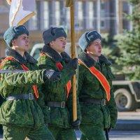 Парад. :: Сергей Исаенко