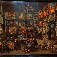 Виллем ван Гехт. Галерея Корнелиса ван дер Геста, 1628 :: Елена Смолова