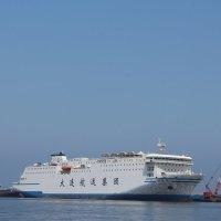 Порт Далянь :: Сергей Смоляр