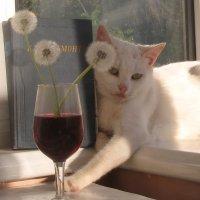 Бальмонт и хмель вина из одуванчиков :: Алекс Аро Аро