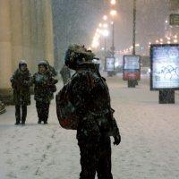 Снегопад :: Алина Ясмина (J.D.-Ray)