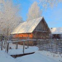 Зимний день :: Павлова Татьяна Павлова