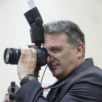 """На презентации фотоальманаха """"Великие Луки: прежде и теперь"""" :: Владимир Павлов"""