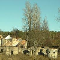руины.. :: Михаил Жуковский