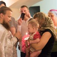 Таинство крещения :: Анастасия Дрожжачих