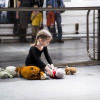Одинокое детство :: Юлия Пахомова