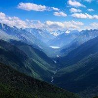 река Кучерла и Кучерлинское озеро :: Александр Скалозубов