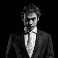 Деловой молодой человек :: Виктор Зенин