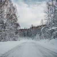 white road :: Марк Додонов