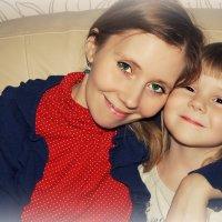 Мама и дочь :: Olga Rosenberg