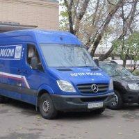 Почтовый фургон :: Дмитрий Никитин
