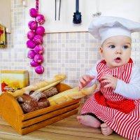 Маленький повар :: Наталья Татаринова