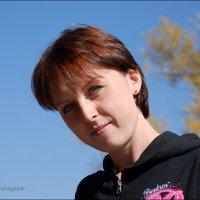 Взгляд... :: Anna Gornostayeva