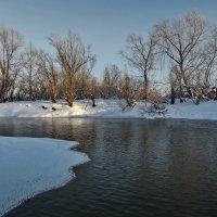 Зима-осень :: Виктор Четошников