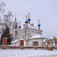 Храм Рождества Богородицы. 1791 г. :: Марина Назарова