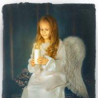 Рождественский ангел :: Ирина
