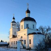 Храм Рождества Пресвятой Богородицы. :: Oleg4618 Шутченко