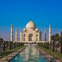 Индия. комплекс Тадж- Махал :: юрий макаров