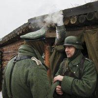 Разговор... :: Фёдор Куракин