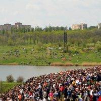 Здесь раньше вставала земля на дыбы.... :: Владимир Болдырев