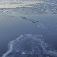 Зарождение льда :: val-isaew2010 Валерий Исаев