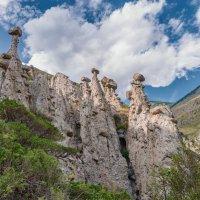 Каменные грибы :: Егор Балясов