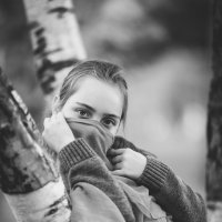 Эти глаза... :: Katrin Kolos