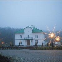 Спасо-Елеазаровский монастырь на Псковщине :: Сергей Величко