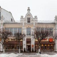 Смоленск. Восточный дом причта бывшей кирхи :: Алексей Шаповалов Стерх