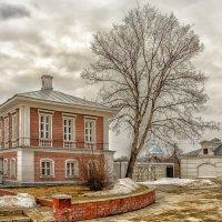 В монастыре..... :: Марина Назарова