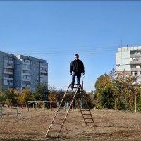 Вспомнил  школьные годы... :: Нина Корешкова