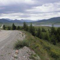 Озеро Ильчир,восточные Саяны :: Александр Попов
