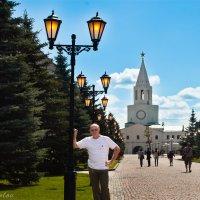 По дороге к Спасской башне :: Anatoliy Pavlov