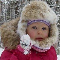 Привет, Зима! :: Ирина