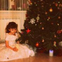В ожидании Деда Мороза :: Анна Дорофеева