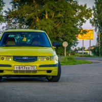 Lada 112 Купе :: Александр Мещеряков