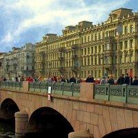 Аничков мост :: Сергей Карачин