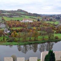 Вид из замка Штейнберг :: Ольга
